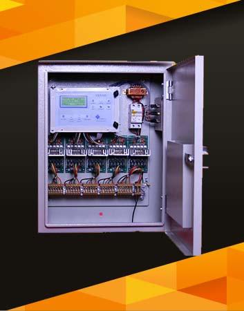 کنترلر چراغ راهنمایی برنامه پذیر TKP