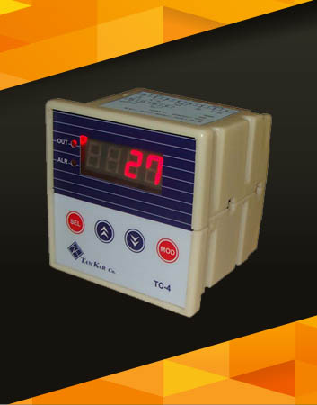 Temperature and humidity controller TC14