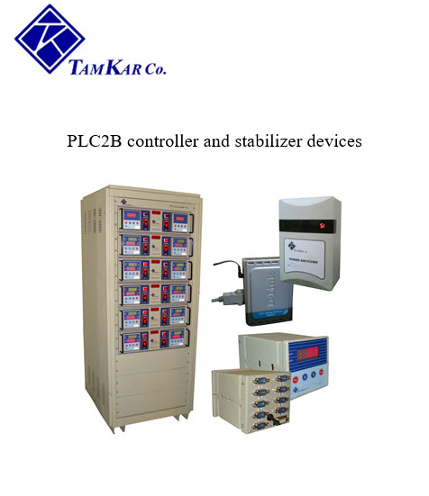 PLC2B controller and stabilizer devices